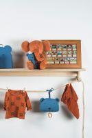 Knuffel Elephant Velvet Rust Jollein