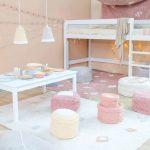 Poef Kinderkamer Marshmallow Vanilla Lorena Canals