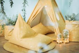 Beanbag Kinderkamer Honey Mustard