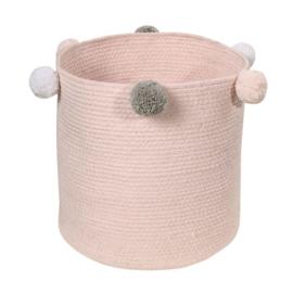 Opbergmand Kinderkamer Bubly Pink