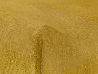 Badstof Waskussenhoes Mustard