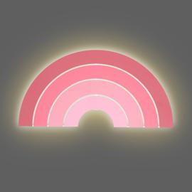 Wandlamp Rainbow Blush Pink