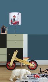 Wandlamp Kinderkamer Fiep Westendorp Kraanwagen