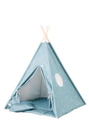 Tipi Tent / Speeltent Kinderkamer Forrest Green