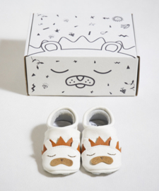 "Baby Schoentjes ""Sleepy Lion"" Baby's First Shoes"