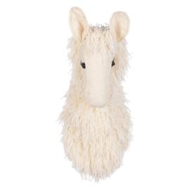 Dierenkop Kinderkamer Alpaca Kidsdepot
