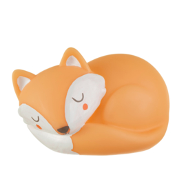 Nachtlampje Kinderkamer Sleeping Fox