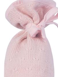 Kruikenzak Soft knit Creamy Peach