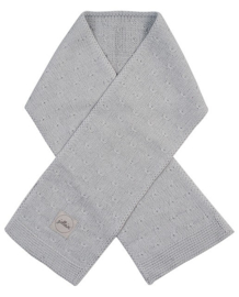 Sjaal Soft Knit Light Grey