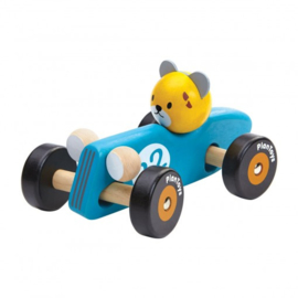 Cheetah Racing Car Plan Toys