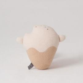 Noodoll knuffel Ricecream Vanilla 19 cm