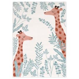 Kinderkamer Vloerkleed Giraf Nisu