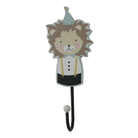 Wandhaak Kinderkamer Hout Little Lion