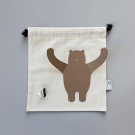 Kinderkamer Kapstok Brown Bear