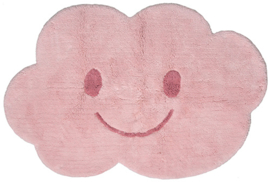 "Vloerkleed Kinderkamer ""Happy Cloud Pink"""