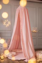 Klamboe Kinderkamer Roze met Golden Dots