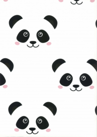 Behang Kinderkamer Big Panda  Fabs World