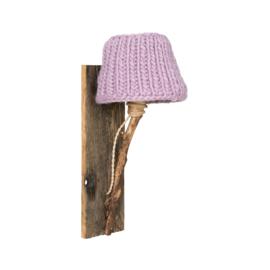 "Kinderkamer Wandlamp hout ""Lila"""