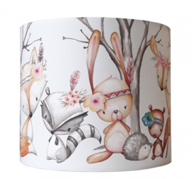 Wandlamp Kinderkamer Forest Friends Boho