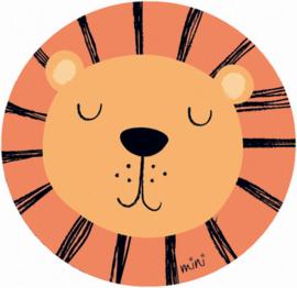 Vloerkleed Kinderkamer Big Lion