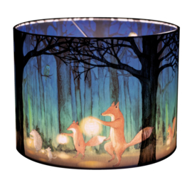 "Hartendief Wonderlamp Kinderkamer ""Bos"""