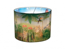"Hartendief Wonderlamp Kinderkamer ""Jungle"""