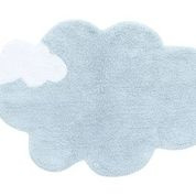 Kinderkamer Vloerkleed Mini Dream Lightblue