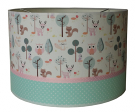 Hanglamp Kinderkamer Little Forest Friends