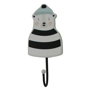 Wandhaak Kinderkamer Hout Mr. Polar Bear