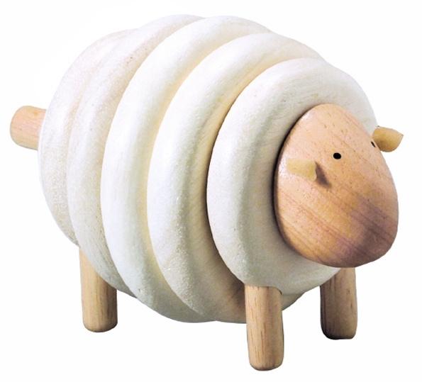 Lacing Sheep Plan Toys