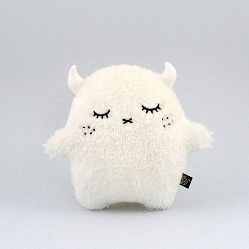 Noodoll knuffel Ricepuffy Wit 20 cm