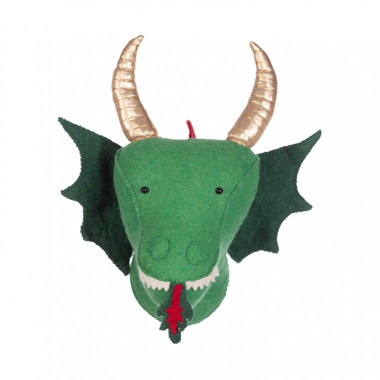 Kidsdepot dierenkop Zoo Dragon