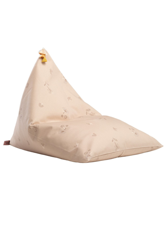 Beanbag Kinderkamer Powder Beige