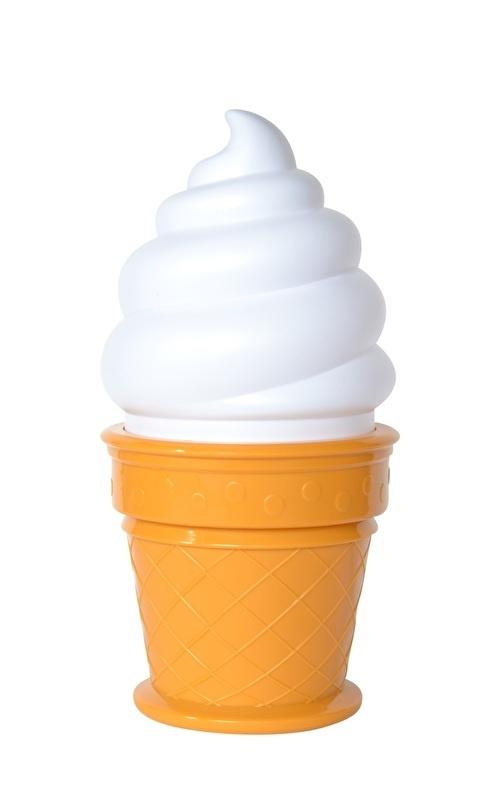 Ice Cream Lamp wit 25 cm Petit Monkey
