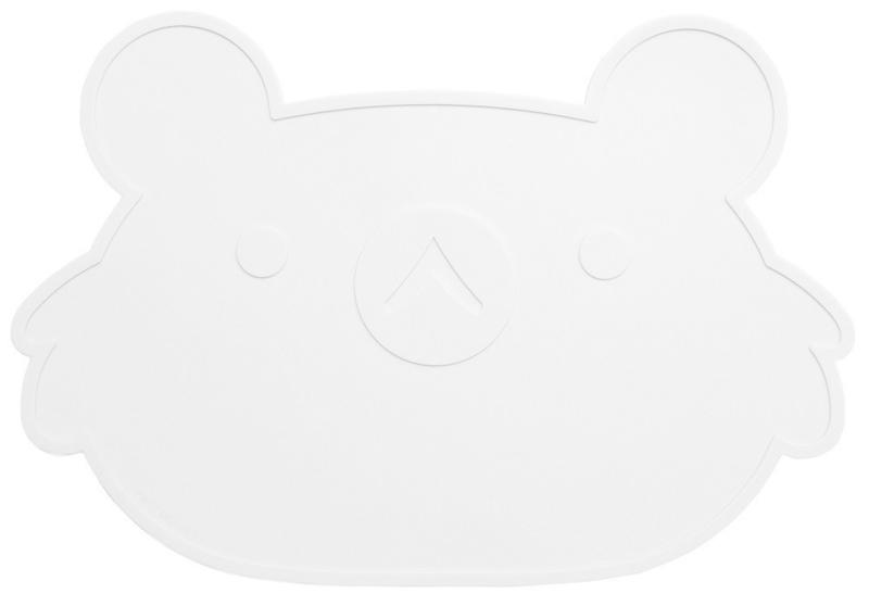 Koala Placemat White van Crowded Teeth