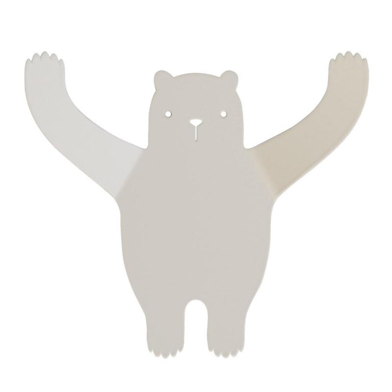 Kinderkamer Kapstok Beige Bear