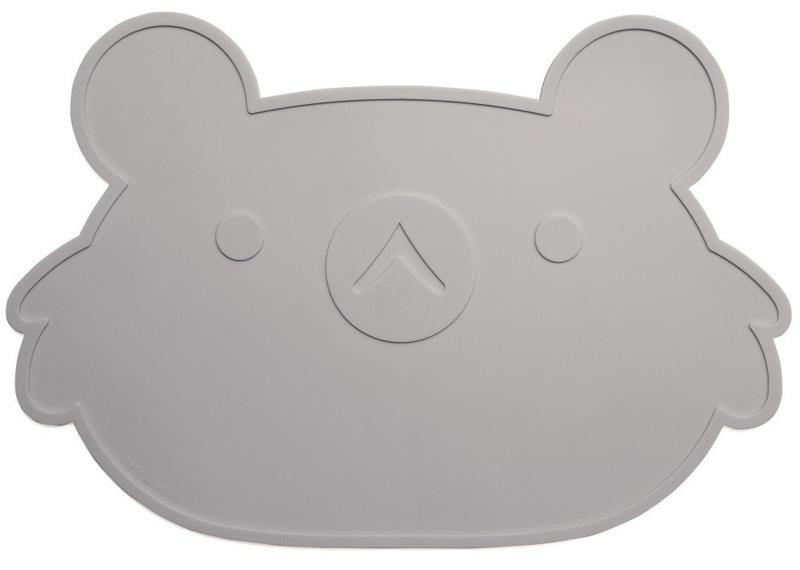 Koala Placemat Grey van Crowded Teeth