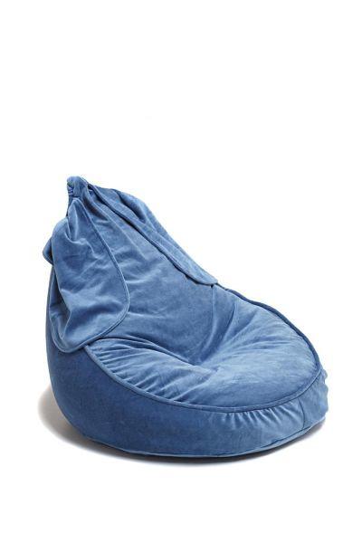 Beanbag Bunny Kinderkamer Velvet Blue