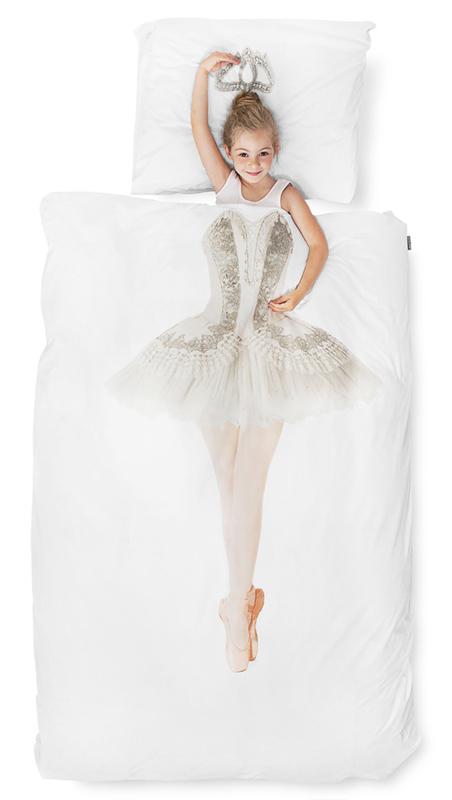 Dekbedovertrek Ballerina SNURK