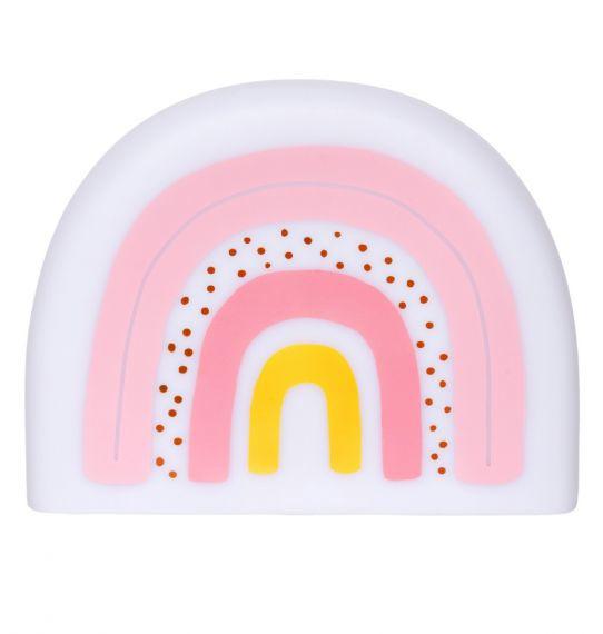 Nachtlamp Kinderkamer Regenboog