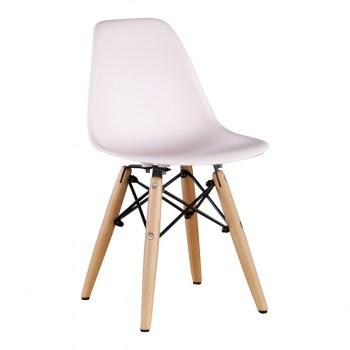 Kinderstoel Eames Pastel roze