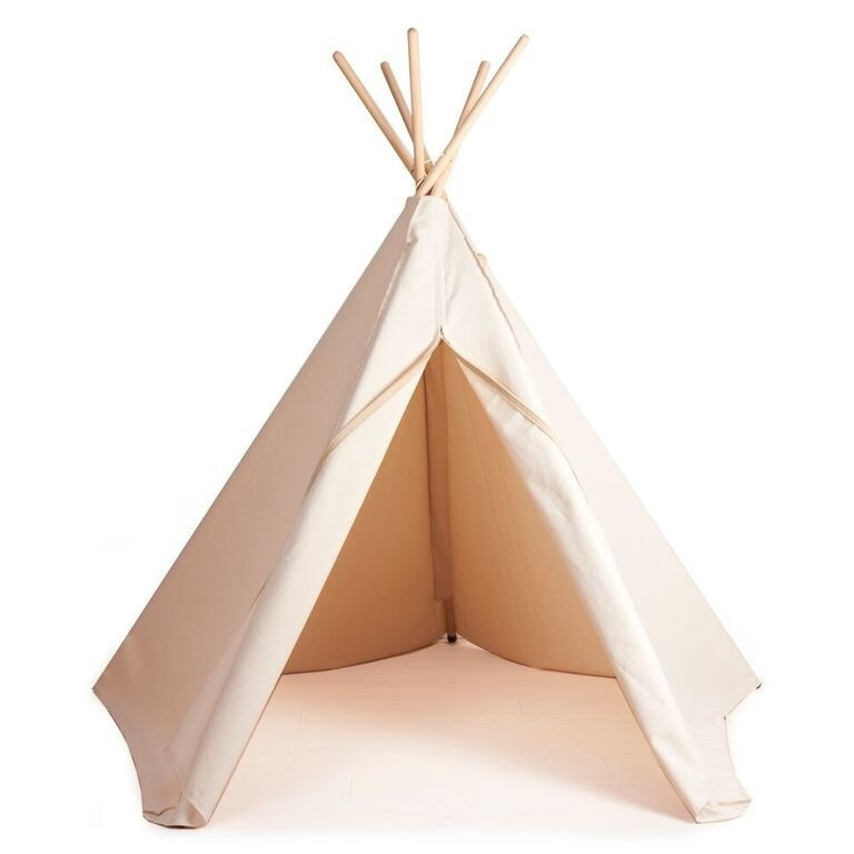 Hippie Tipi Tent / Speeltent Naturel van Roommate