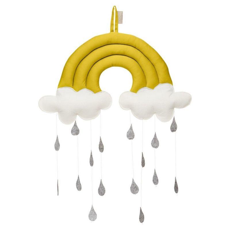 Mobiel Kinderkamer Rainbow- Mustard