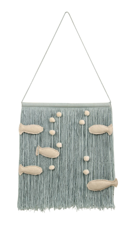 Kinderkamer Wall Deco Ocean