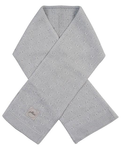 Sjaal Soft Knit Light Grey