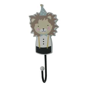 Wandhaak Kinderkamer Hout Little Lion