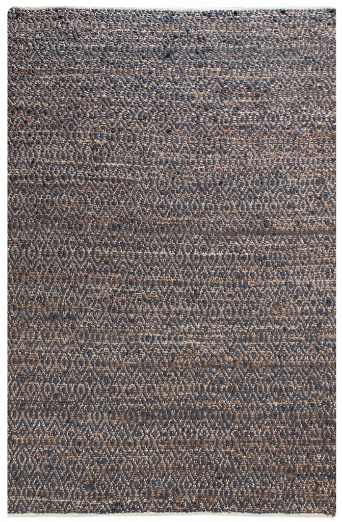 Vloerkleed Ikary Zwart 160 x 230 cm