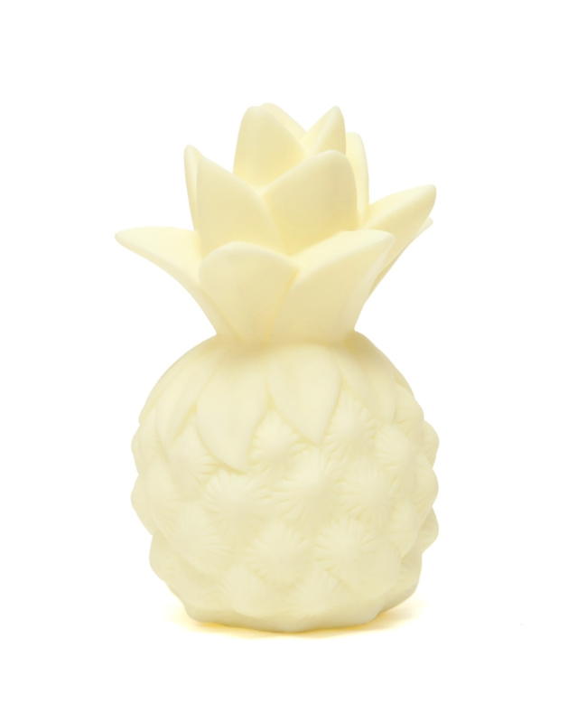 Pineapple nachtlampje yellow