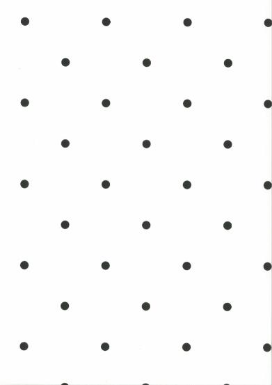 Behang Kinderkamer Dots Zwart Fabs World