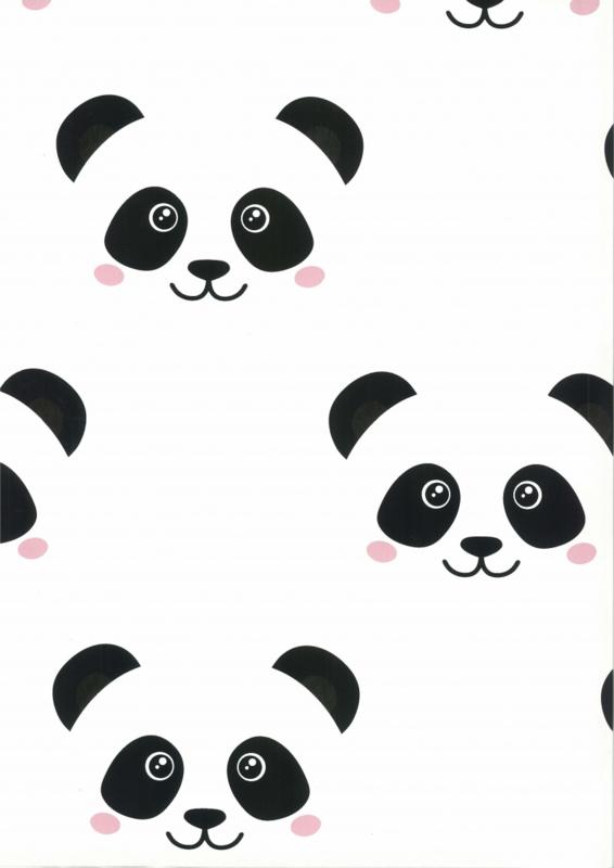 Behang Kinderkamer Big Panda  Fabs World